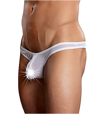 Male Power Euro Male Mesh Full Cut Thong