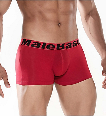 Malebasics Cotton Stretch Trunks - 3 Pack