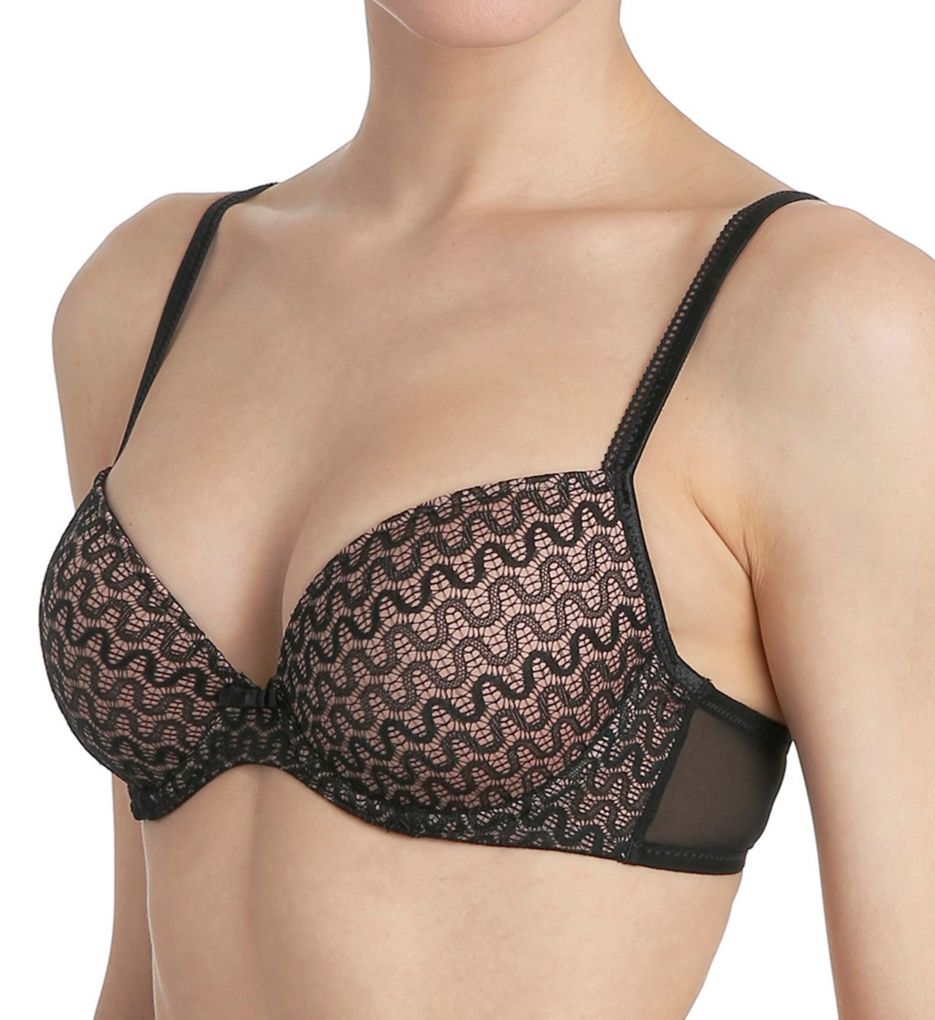 Marie Jo Johnny Graphic Lace Padded Bra