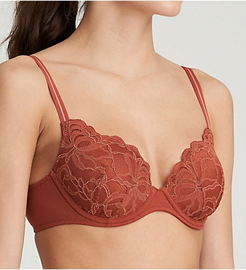 Marie Jo Helmut Padded Heart Shaped Bra