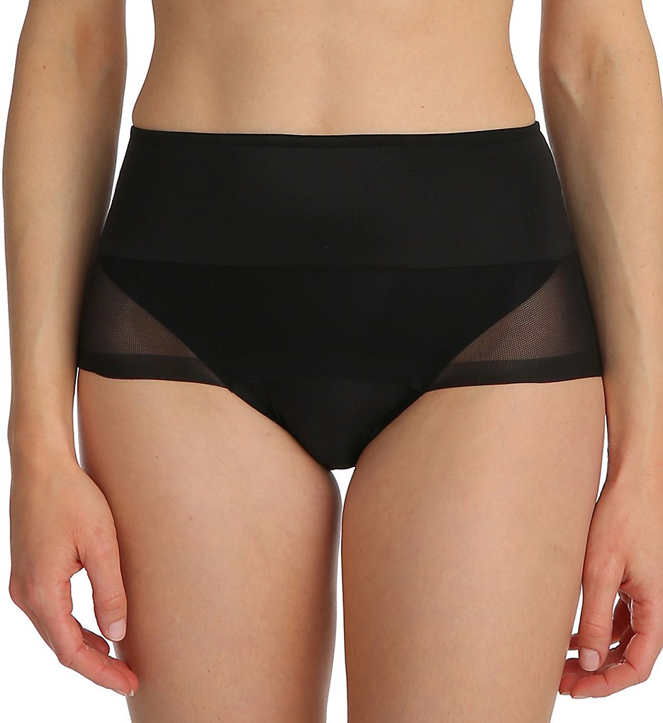 Marie Jo - Marie Jo 050-2011 Undertones Full Brief Panty (Black S)