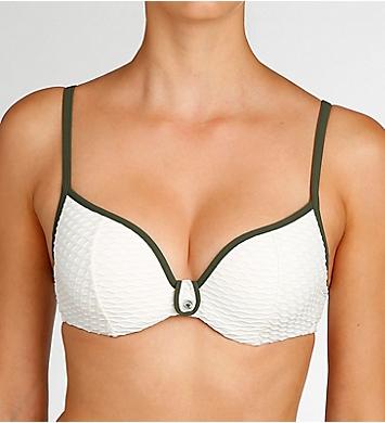 Marie Jo Brigitte Heart Shaped Padded Bikini Swim Top