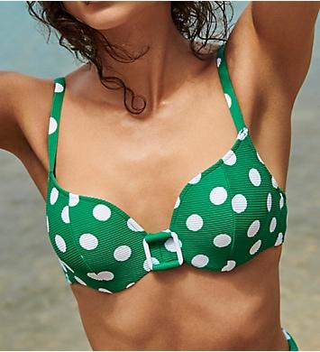 Marie Jo Rosalie Heart Shaped Padded Bikini Swim Top