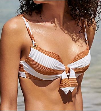 Marie Jo Fernanda Heart Shaped Padded Bikini Swim Top