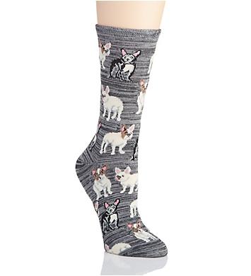 MeMoi Novelty Crew Socks