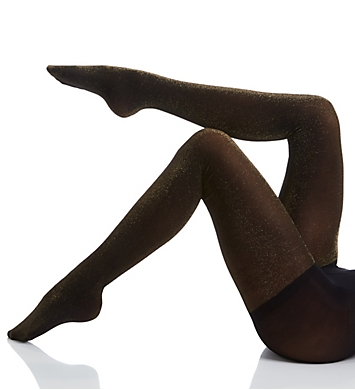 MeMoi Glitter Opaque Tights