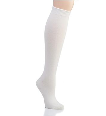 MeMoi Flat Knit Knee High Socks