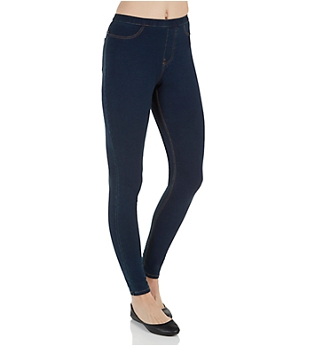 MeMoi Real Denim Leggings