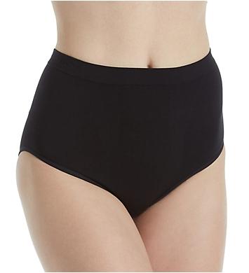 MeMoi SlimMe Hi-Cut Control Brief Panty