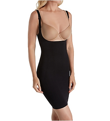 MeMoi SlimMe Wear Your Own Bra Torsette Shaping Slip