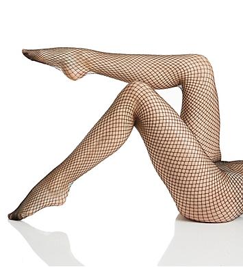 MeMoi Fashion Sparkle Fishnet Tights