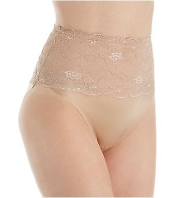MeMoi SlimLuxe Lace Shaping Brief
