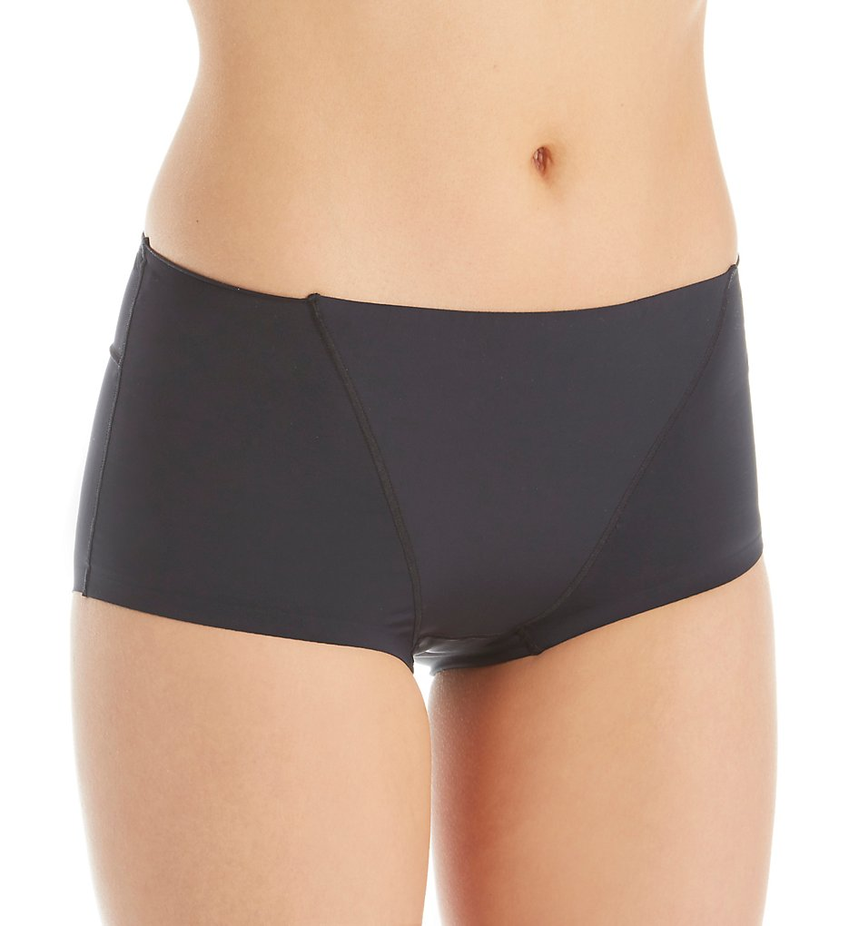 MeMoi - MeMoi SMX-100 SlimX Ultra-Sonic Shaping Brief Panty (Black XL)