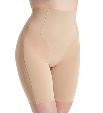 MeMoi SlimX Ultra-Sonic High Waisted Shaping Shorts