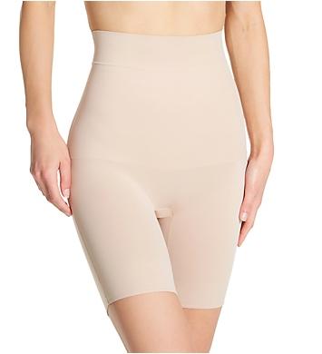 Miraclesuit Comfy Curves Hi Waist Long Leg Thigh Slimmer