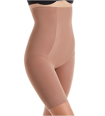 Miraclesuit Shape With An Edge Hi-Waist Thigh Slimmer