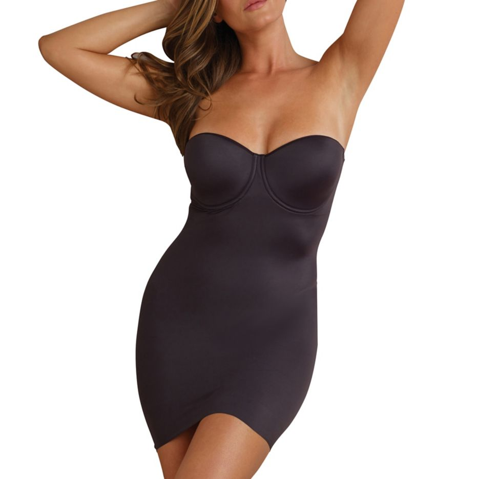 Miraclesuit Real Smooth Strapless Bra Slip