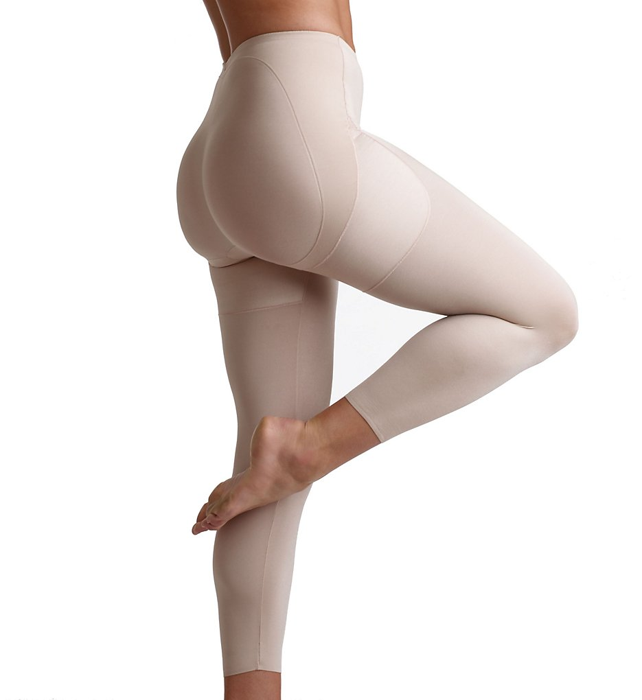 Miraclesuit - Miraclesuit 2817 Rear Lift & Thigh Control Waistline Pant Liner (Cupid Nude S)