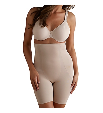 Miraclesuit Shape Away with Back Magic Hi-Waist Thigh Slimmer