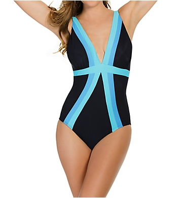 Miraclesuit Spectra Trilogy Wireless One Piece Swimsuit
