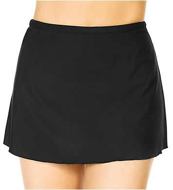 Miraclesuit Solid Basic Skirted Swim Bottom