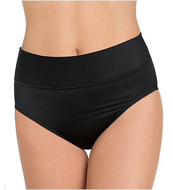Miraclesuit Fold Over Brief Swim Bottom