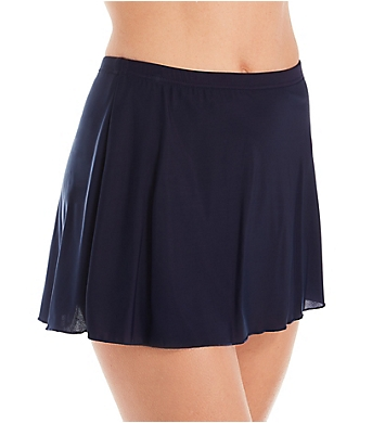 Miraclesuit Solid Skirted Brief Swim Bottom