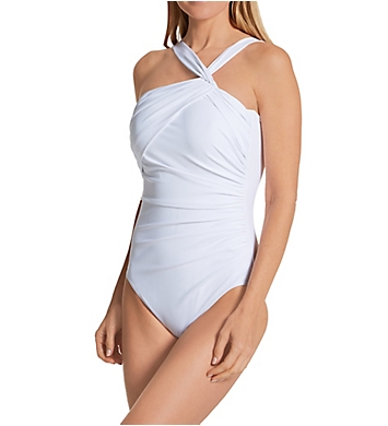 a931f3106ba2e Miraclesuit Network Jena One Shoulder One Piece Swimsuit 6516615 ...
