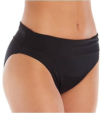 Miraclesuit Solid Fold Brief Swim Bottom