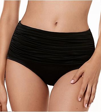 Miraclesuit Solid Norma-Jean Retro Brief Swim Bottom