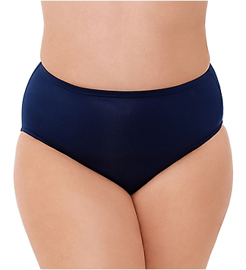 Miraclesuit Women's Plus Size Basic Swim Bottom