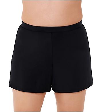 Miraclesuit Women's Plus Size Short Swim Bottom