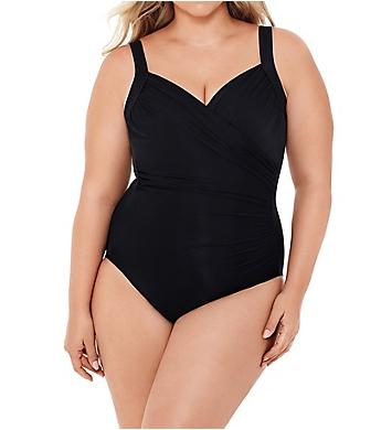 Miraclesuit Plus Size Must Have Sanibel One Piece Swimsuit
