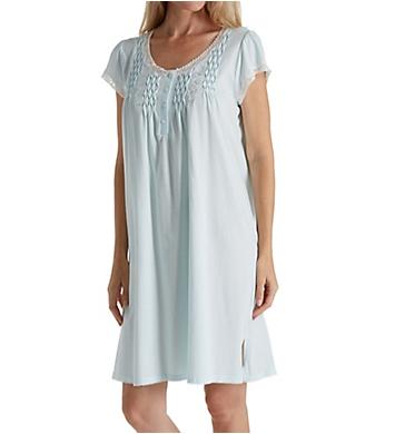 Miss Elaine Silkyknit Short Sleeve Gown