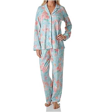 Miss Elaine Cottonessa Long Sleeve Pajama Set
