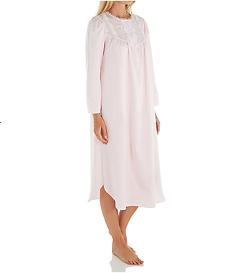 Miss Elaine Brushed Back Satin Long Gown