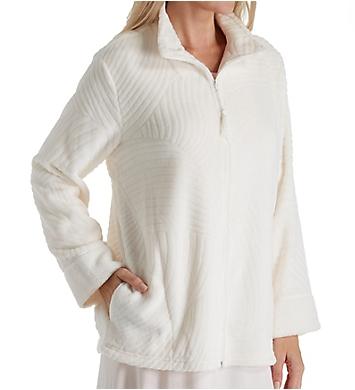 Miss Elaine Cuddle Fleece Bed Jacket