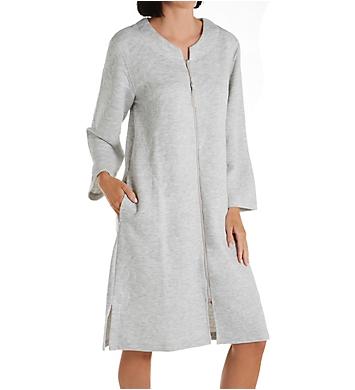 Miss Elaine Quilt Knit Short Robe