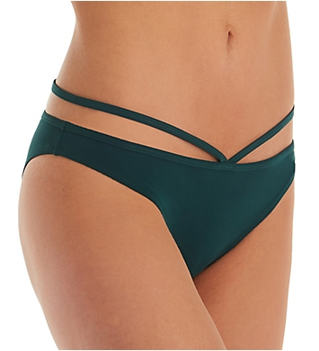 Miss Mandalay Icon Ring Brief Swim Bottom