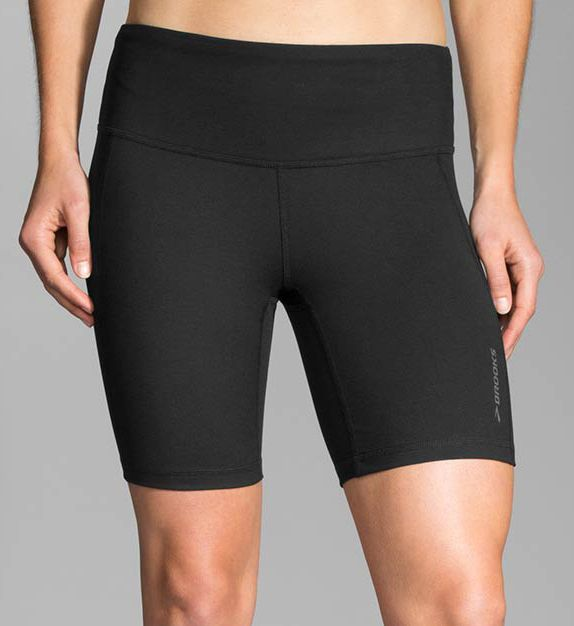 Moving Comfort Greenlight Power Waist 7 Inch Compression Short