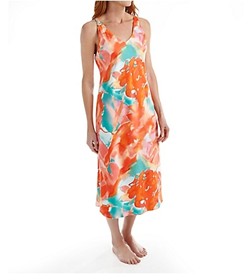 N by Natori Flower Mist 46 Gown