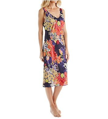 N by Natori Enchanted River 46 Inch Gown