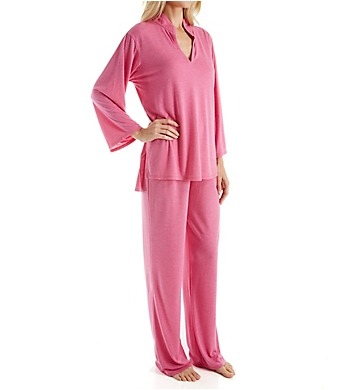 N by Natori Congo 3/4 Sleeve PJ Set