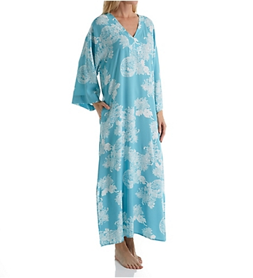 N by Natori Reign of Flowers Caftan