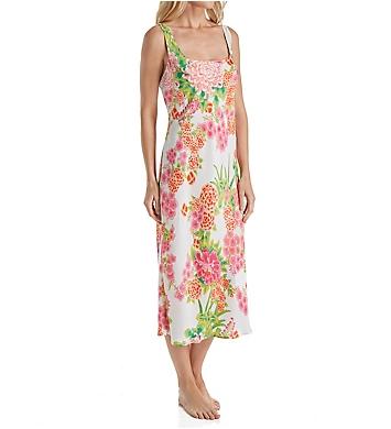 N by Natori Majestic Garden Long Gown