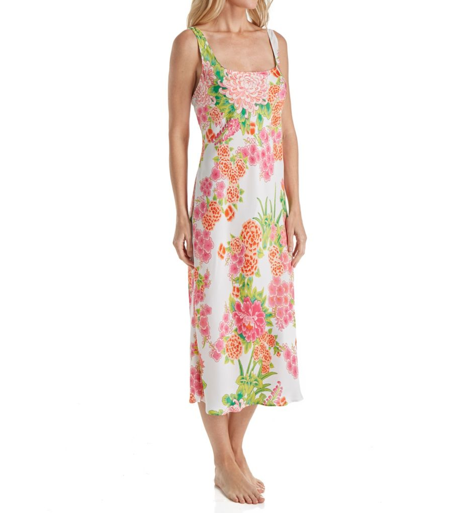 N by Natori Majestic Garden Long Gown