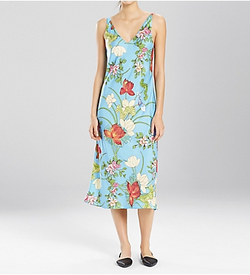 N by Natori Aquarelle Long Gown
