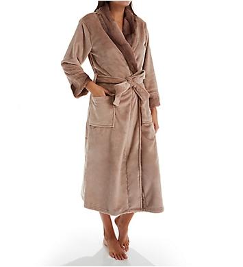 N by Natori Ombre Stripe Robe