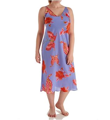 N by Natori Papillion Garden Gown