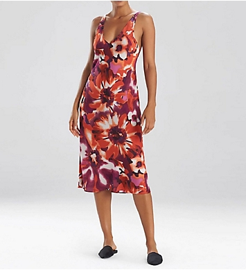 N by Natori Summer Blossom Gown